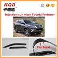For Toyots Fortuner 2015 2016 New Door Rain Guard Visor Toyota 2015 Rain Guard Visor Toyota Fortuner Rain Window Guard