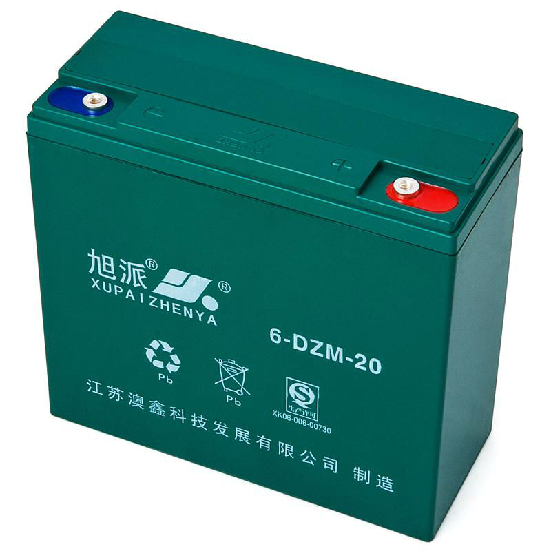 CE,UL approvel 12v20ah MF lead acid batteries (AGM) harley davidson part