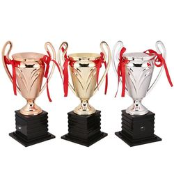 China sale custom design souvenir gift cheap great plastic trophies