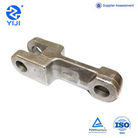 ISO Forging chain link with strong broken strength
