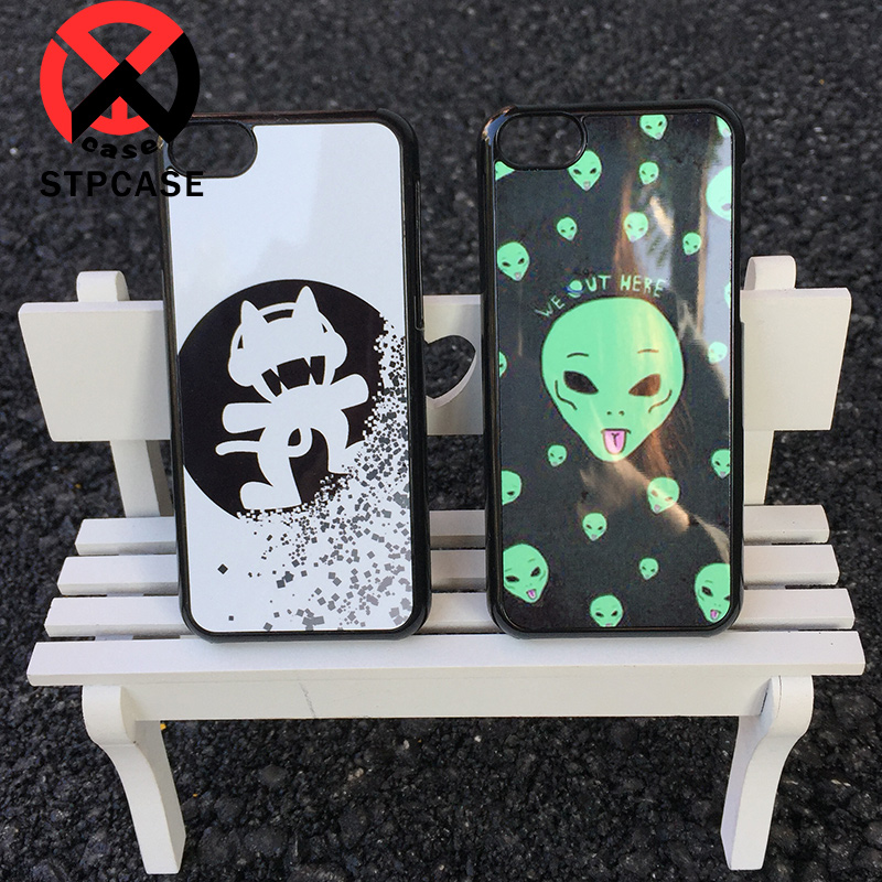 Sublimation blank DIY aluminum phone case for iPhone 5C supplies wholesale 2D plans mobile phone protective cover material PC