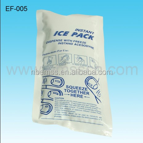 EMSS hospital Instant Cold Ice Pack