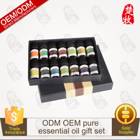 OEM Aroma Oil Gift Set 14 Bottles/10ml 100% Pure Essential Oil Gift Set Best Therapeutic Grade