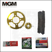 OEM Quality manufactory motorcycle chain chain sprocket