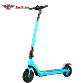2019 New Modern 8 Inch 350W 36V Two Wheels Foldable Electric Scooter for Adult