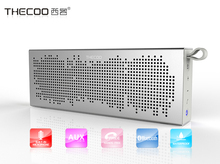 promotional gift coolman promotion bt speaker with mic handsfree functions