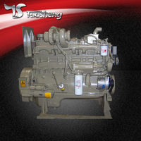 XCMG XGMA SANY 185~545HP 14L Cummins Diesel Engine NTA855 for Industrial Machinery