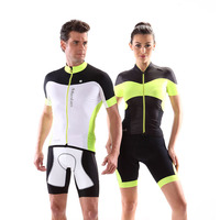 2014 Monton manufacturer customized cycling clothing for couple