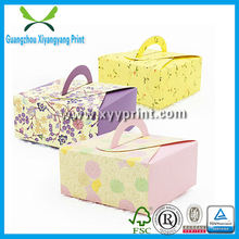 Wholesale Custom Cheap Cake Boxes, Cheap Wedding Cake boxes, Paper Cake Box With Handle
