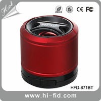High def quality sound wireless mini speaker for outdoor indoor MP3 MP4 MP5