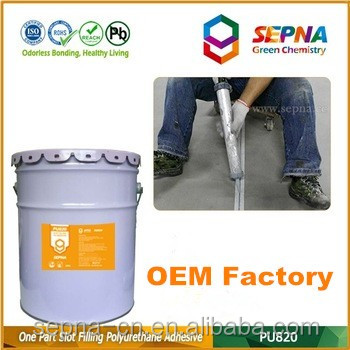 One Component Construction Concrete Polyurethane Adhesive Sealant/Glue