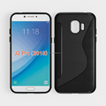 NS line design mobile phone cover For Samsung J2 Pro 2018 tpu case