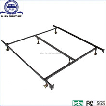 Adjustable Movable Metal Iron Angle Steel Bed Frame