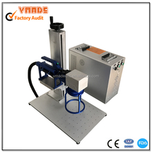 factory price--CE FDA 20W Laser Color Marking Machine Optical Metals Fiber Laser Engraving Machines
