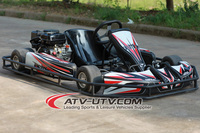 Real Product 250CC racing go kart/go kart chassis/4 seater go kart