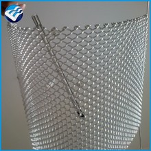Professional metal wire mesh coil drapery curtains