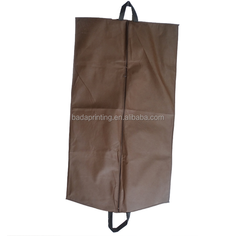 dress bag nylon garment bag custom nonwoven suit bag
