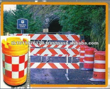 High Quality Water Tank Traffic Barrier