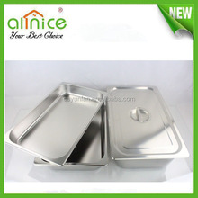1/1 stainless steel gn pan /catering supplies for restaurant and hotel
