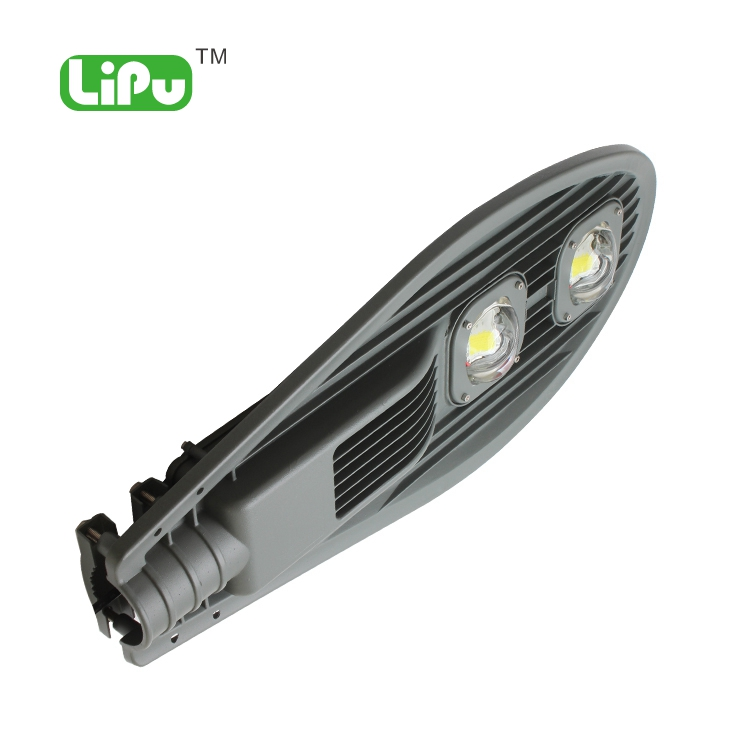 100w cob led street light,outdoor street light