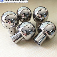 316L SUS , static stainless steel spray ball