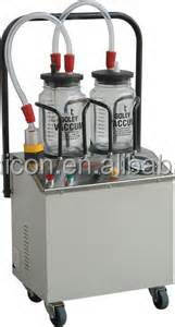 CE approved dental Suction Machine device
