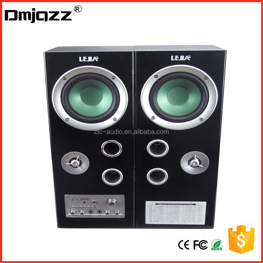 10 INCH SUBWOOFER 2.0 ACTIVE DJ STAGE SPEAKER