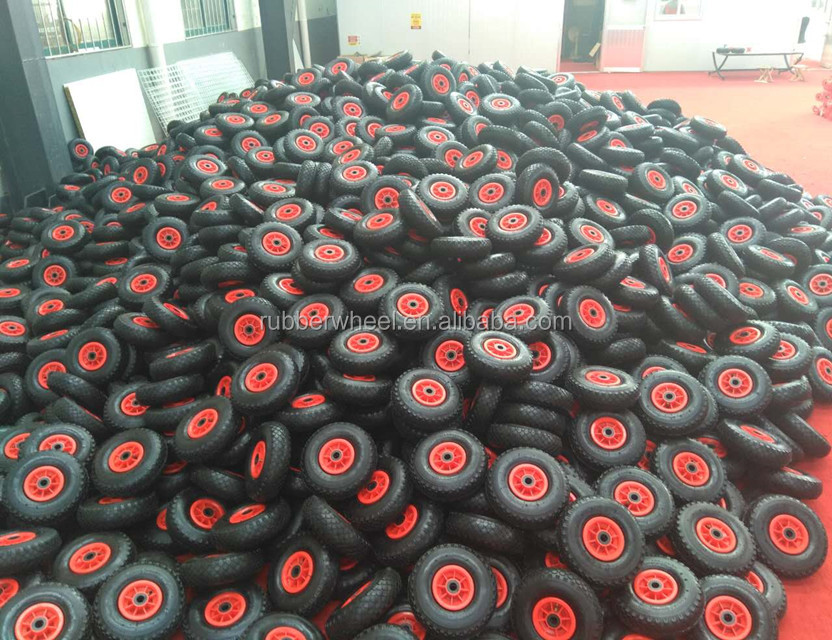 3.00-4 pneumatic rubber wheel for boat launching