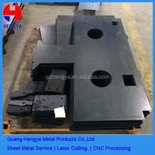 OEM high quality sheet metal stamping laser cutting services as request