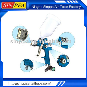 SINPPA H827 HVLP with Regulator Good Quality Air Spray Gun.