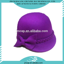 Wool winter cheap adults children wholesale felt handmade hat