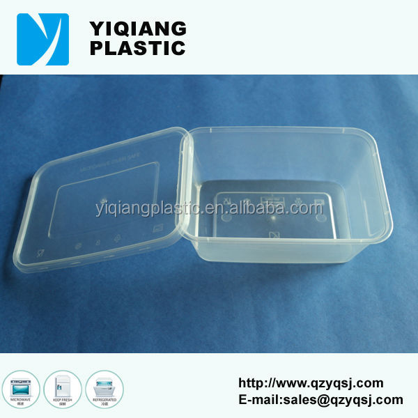 hot& fried chicken & take easy Plastic Containers wholesale