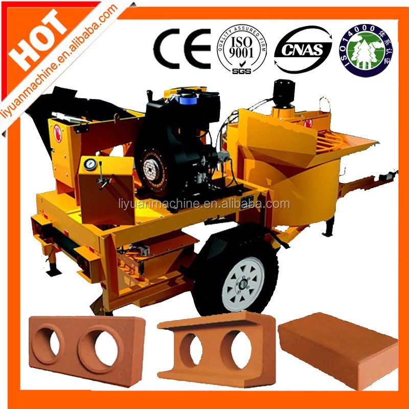cheap machines to make money M7MI hydraform automatic clay brick manufacturing plant