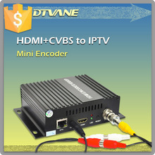 (DMB-8800A) hdmi over ip stream mpeg4/h.264 encoder For IPTV OTT DTV Headend Equipment