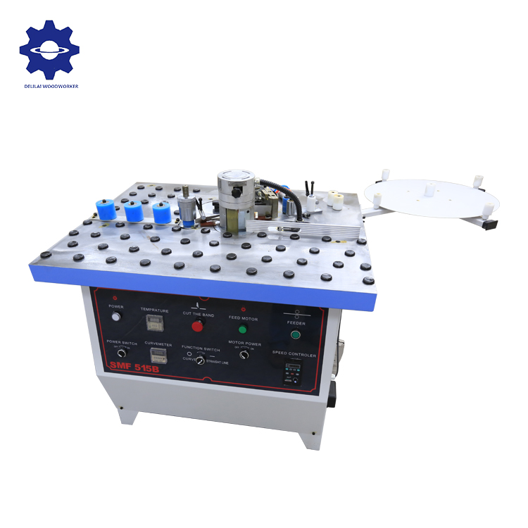 Direct manufacturer best sellingmanual edge bander machine with CE ISO for flat panel furniture