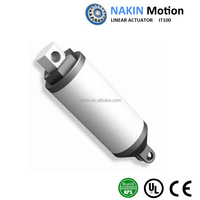 Wireless Remote Control 12v Dc Motor Linear Actuator