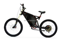 adult 1500w motor 4 wheel enduro electric bike racing