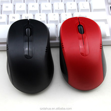Red Wireless Mouse, Low Price Cordless Mouse, Cheap Wireless Mouse