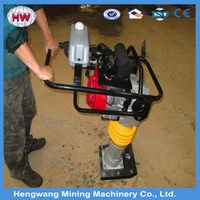 Factory direct supply high performance earth rammer/gasoline tamping rammer