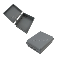 Ip67 Standard Die Cast Aluminum Waterproof Enclosure for Electronics Outdoor Box