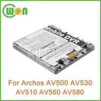400081 500743 Battery for Archos AV500 Mobile DVR (30GB) AV530 Mobile DVR (30GB) AV500E