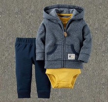 R&amp;H <strong>Children</strong> Wear Wholesale hoodies+romper+Pants <strong>Children</strong> Clothing <strong>Sets</strong> For Boy