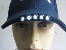led night light cap/old fashioned night cap