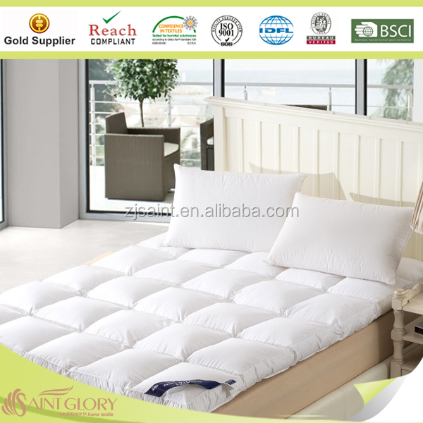 Saint Glory famous producer selling High Quality Mattress Topper