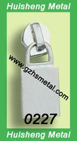 nickle locking zipper pull for tent, bags and luggageof bag accessories