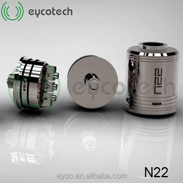 The russian 91% big rba atomizer N22 rda atomizer