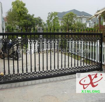 Sliding Iron Main Gate Design Factory View Design Of Main