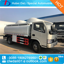 5000L fuel distributing truck with counter refueller