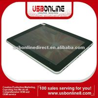 android 2.3 RK2918 9.7 inch tablet pc/MID/UMPC/laptop super slim HDMI capacitive 3G with 2 camera