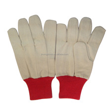 Skin color cotton gloves
